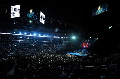 Estádio Staples Center, Los Angeles