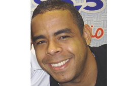 Repórter Alex Lopes