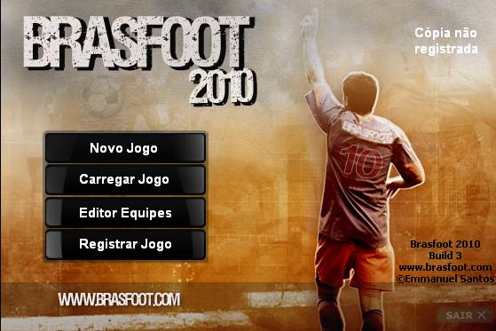 registro brasfoot 2010 gratis